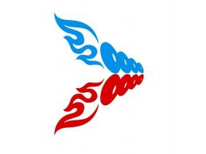 Katukiitäjien logo